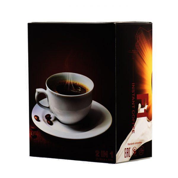 Cà phê hoà tan 2 trong 1 cho gu đen có đường