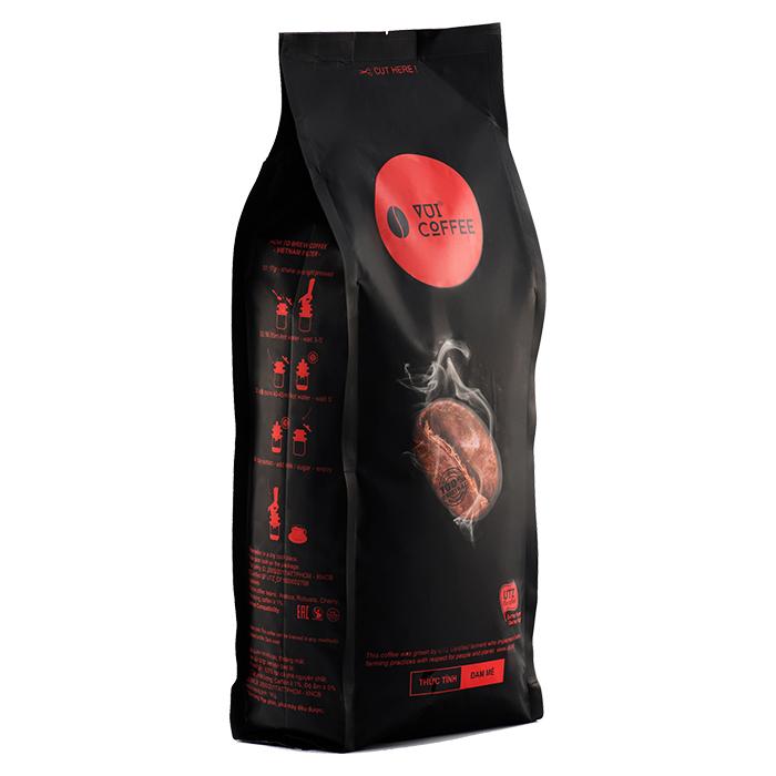 Cà phê đặc biệt nguyên chất 100%, được UTZ chứng nhận