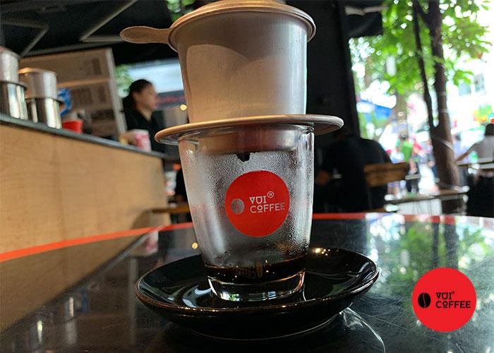 Cà phê phi cho mô hình quán cà phê sạch