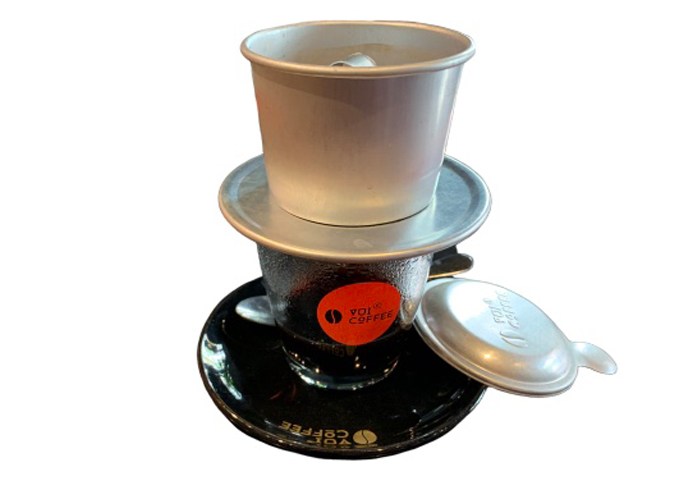 Cách pha cà phê phin ngon