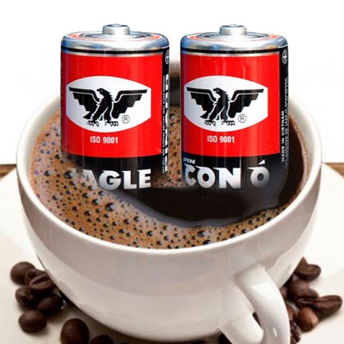 Cà phê pin chết người không hay