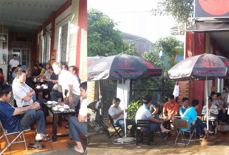 Cà phê Vui 38B Ngô Quyền Đắk Lắk