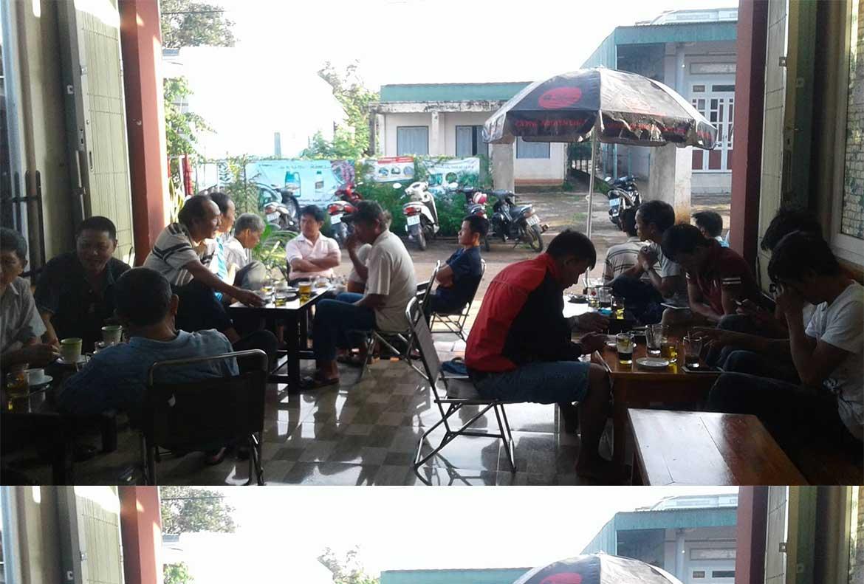 Cà phê Vui 38B Ngô Quyền