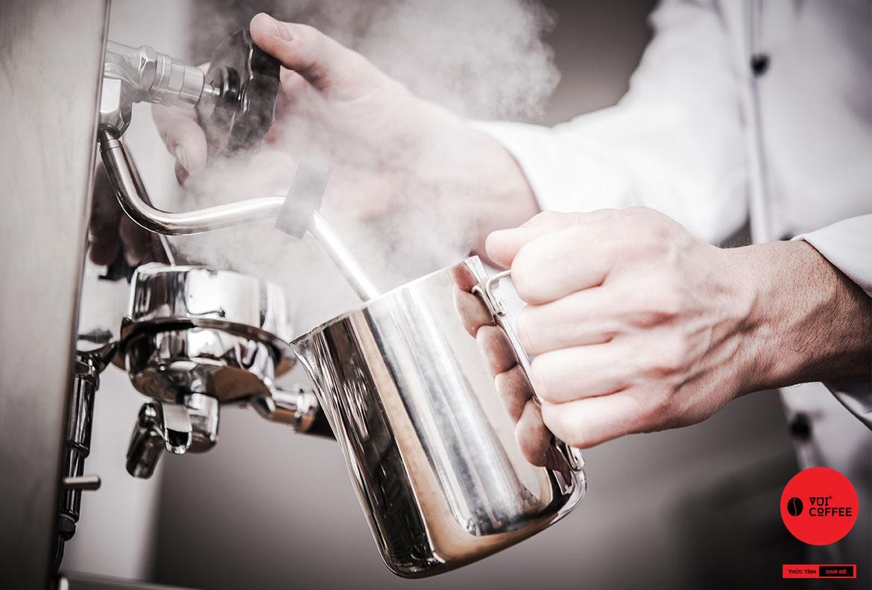 Cà phê máy