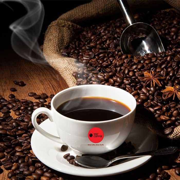 Nói không với cà phê pin