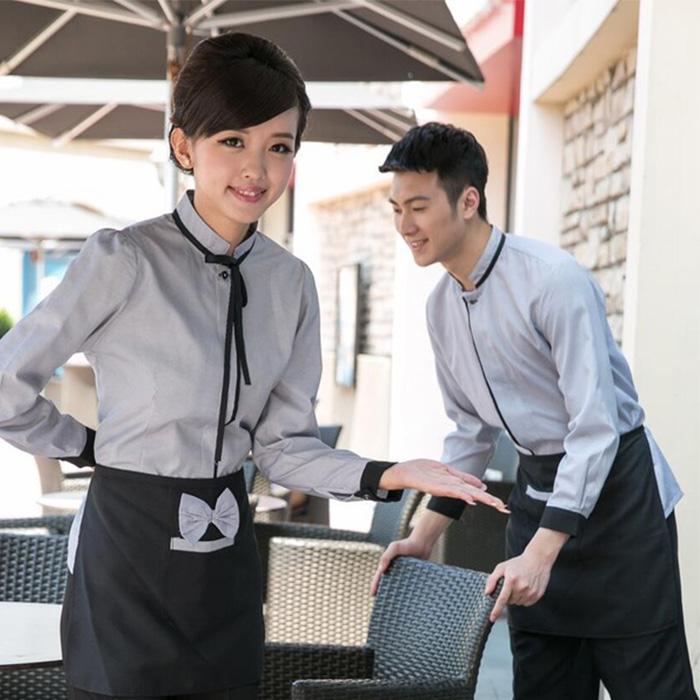 Đào tạo phục vụ, nữ phục vụ sinh đẹp