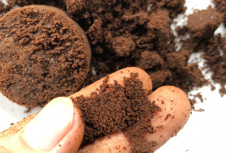 Công dụng bã cà phê nguyên chất