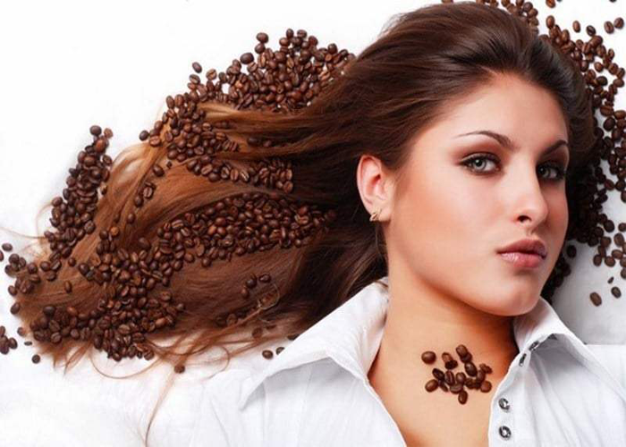 Những công dụng của cà phê đen cho mái tóc