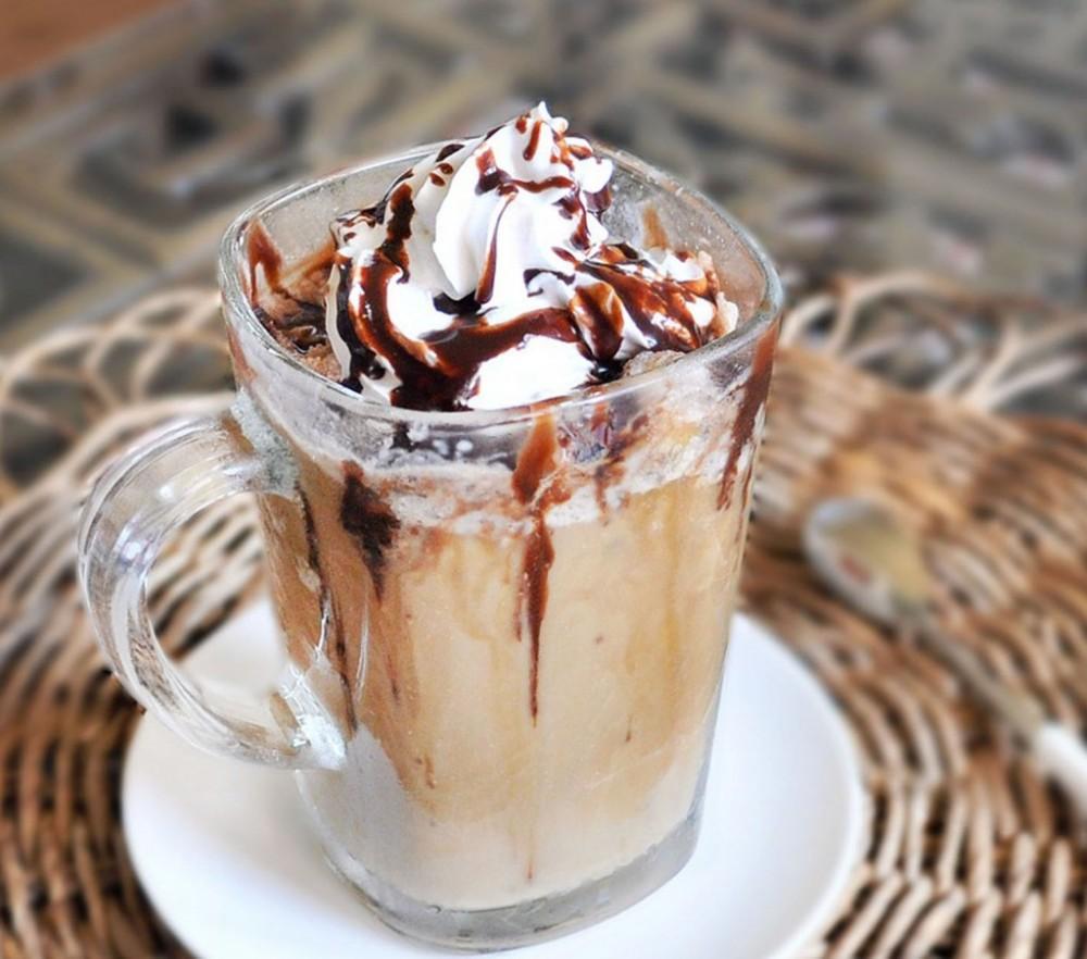 cà phê kem
