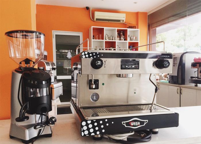Cà phê máy mang đi