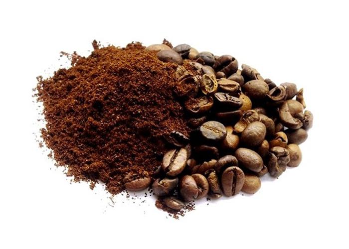 mặt nạ cà phê
