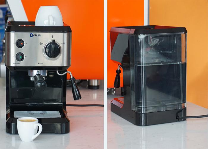 máy pha cà phê cũ và kinh nghiệm chọn mua