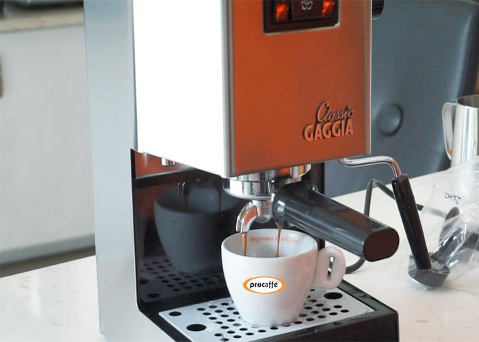 Máy pha cà phê tiếng Anh là gì