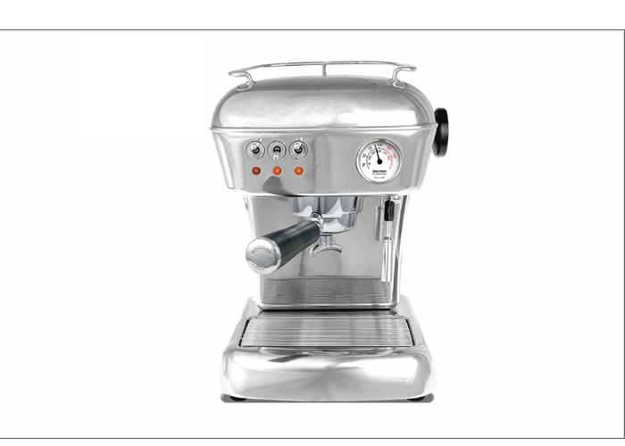 máy pha cà phê ascaso có đắt không