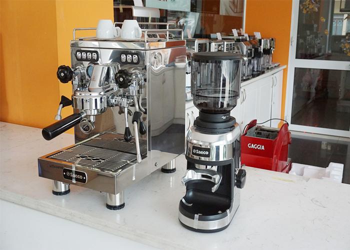 Máy xay cà phê công nghiệp