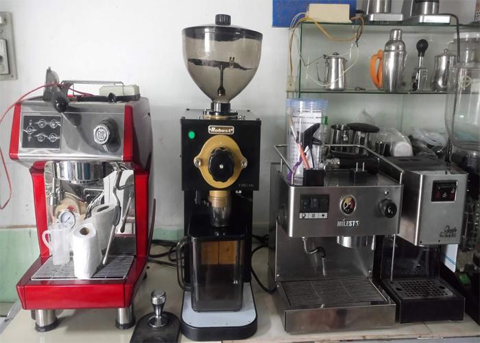 lựa chọn máy xay cà phê công nghiệp