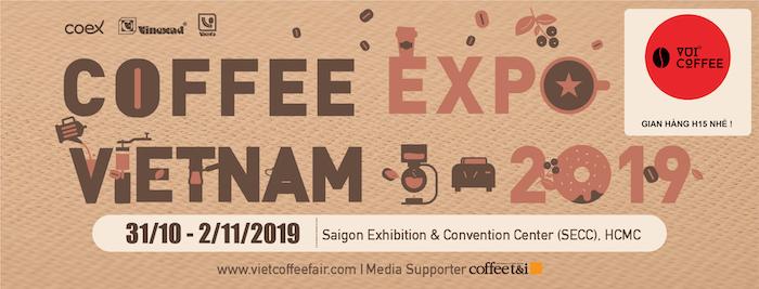 Coffee Expo Việt Nam 2019