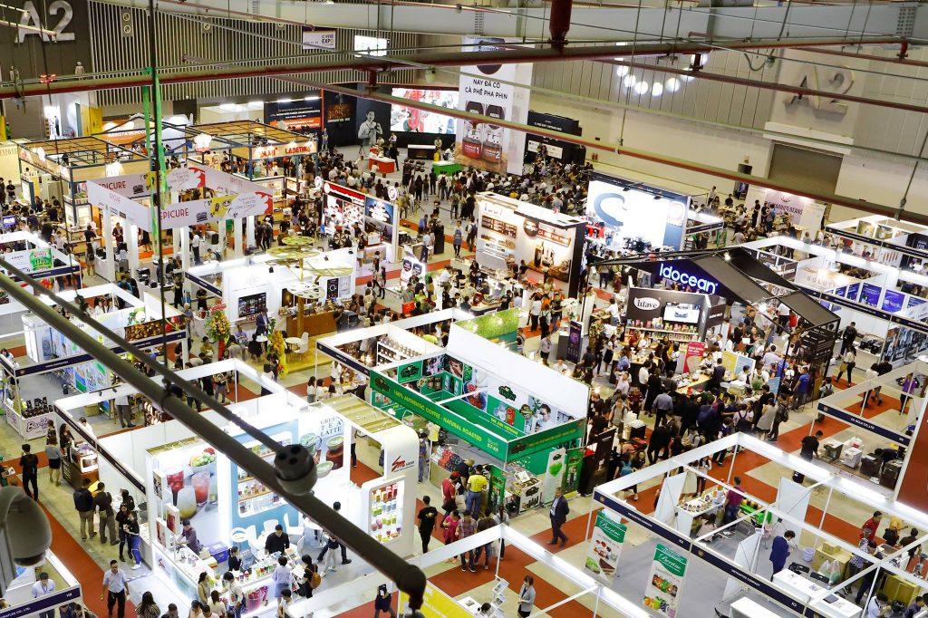 Coffee Expo 2019 chuyên nghành cà phê lớn nhất Việt Nam