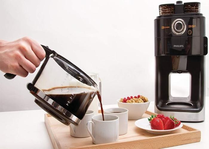 máy pha cafe mini