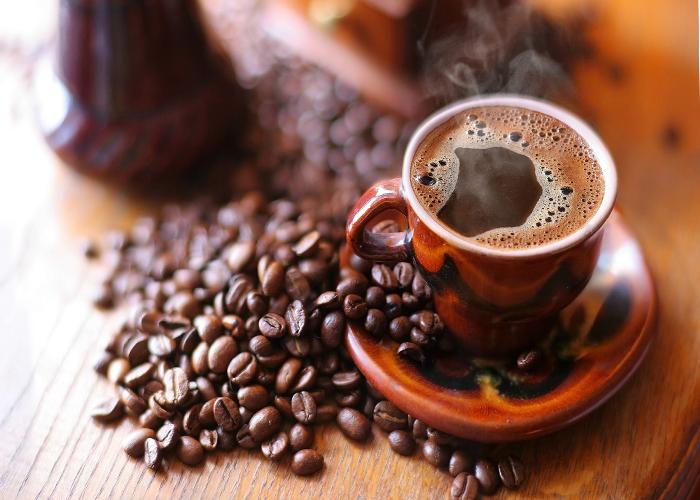 cách pha cafe chồn-1