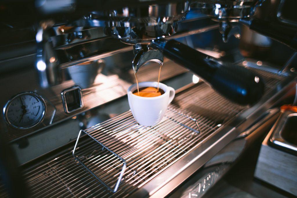 Cà phê nguyên chất ở Sài Gòn