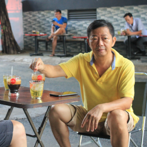 Cà phê ngon Tân Bình có lượng khách quen ngày nào cũng uống